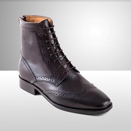 Paddock boot/2 Giove, black
