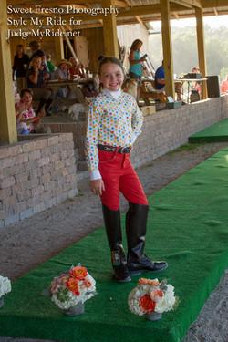 Huntley Equestrian childrens line