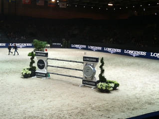 Longines Jump close up