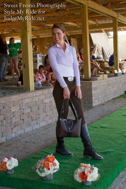 I Love My Horse, lilac Kasteel shirt