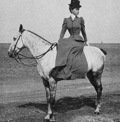 History of Equestrian Fashion: 1900s to 1910s