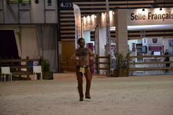 Unknown dude strolling