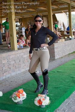 I Love My Horse, Kasteel sun shirt