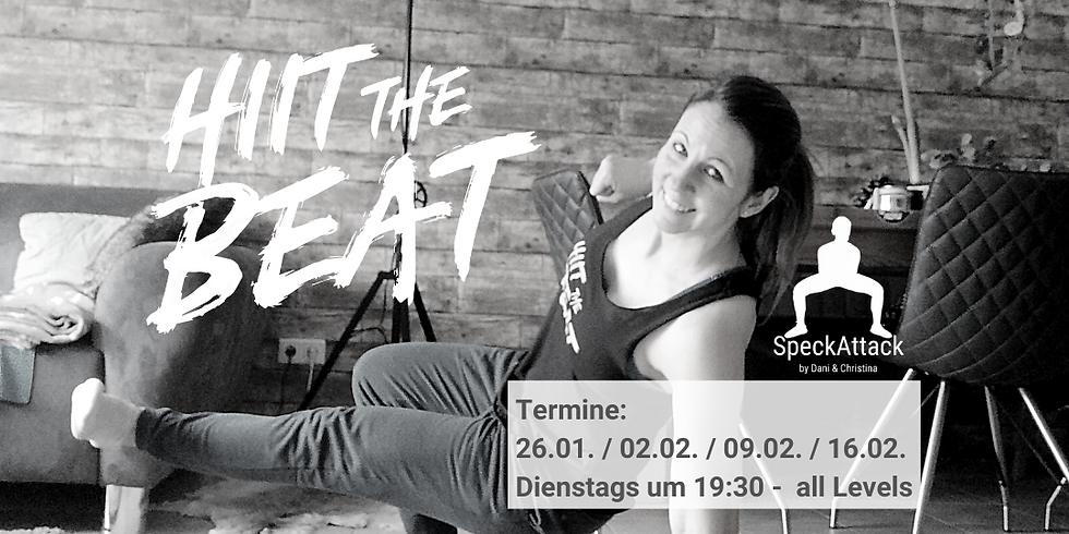 Online Workout - HIIT the Beat by Breakletics / Trainerin Dani