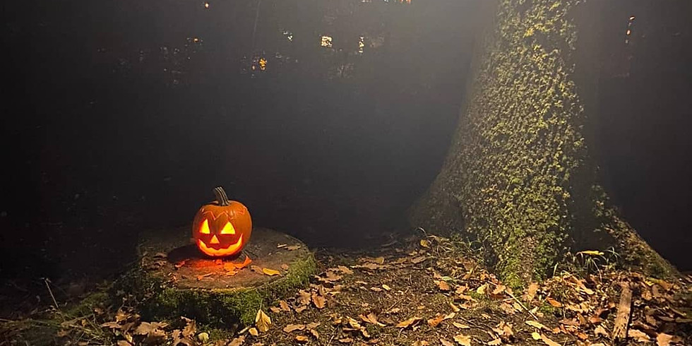 Halloween Outdoor Special -  Fright Fitness Night