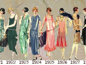 Roaring 20s Style- From 1920s to 2020s