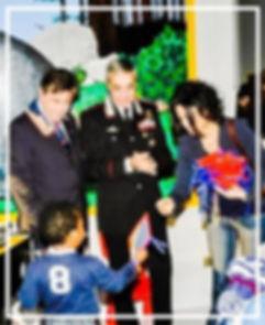 Luisa colombo Arma dei carabinieri iCdL