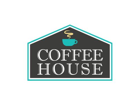 לוגו לבית קפה