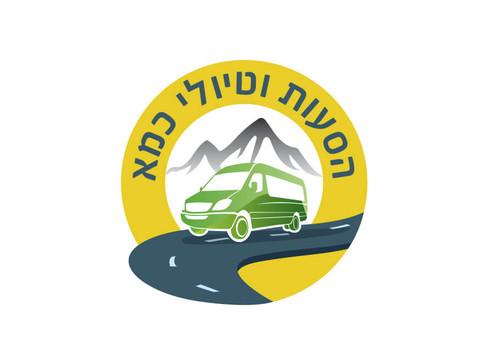 עיצוב לוגו לחברת הסעות