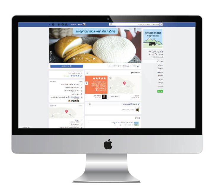 ניהול שוטף של דף פייסבוק עסקי