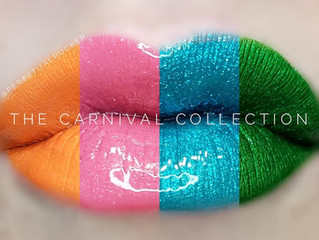 NEW! Limited Edition Carnival Collection