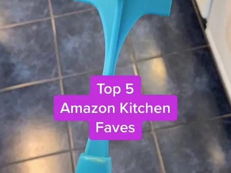 Top 5 Amazon Kitchen Favorites