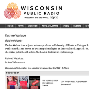 Wisconsin Public Radio (WNPR)