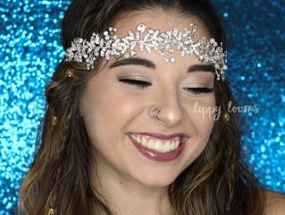 Easy Boho Bridal Hair and Makeup
