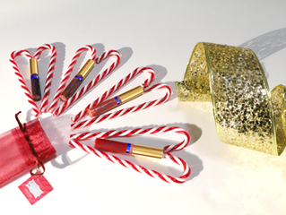 Spread Holiday Cheer with NEW Scented Gloss Minis!