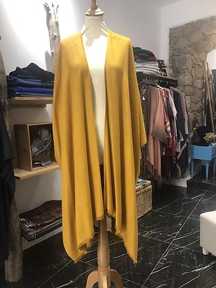 Kimono laine et soie