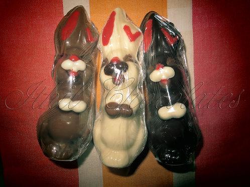 Conejo de Chocolate