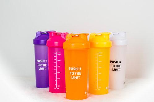 Tropical Shaker Bottle 700 ml - Various Colors