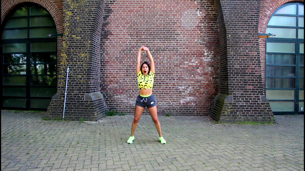 DanceWorkout with Yosery