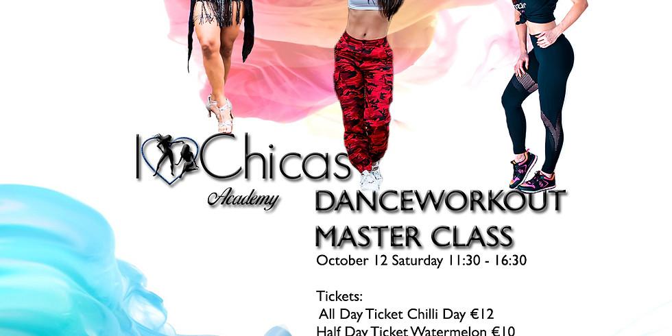 DanceWorkout Master Class/Introduction