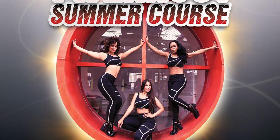TwerkOut Summer Course