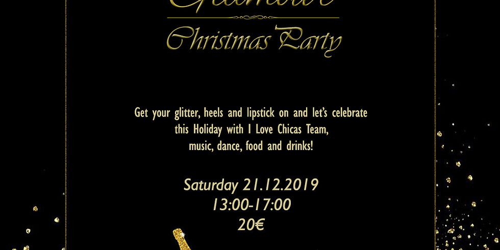 Glamour Christmas Party