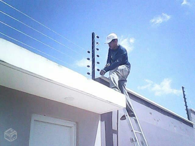 Técnico em cerca elétrica para condomínios empresas e casas