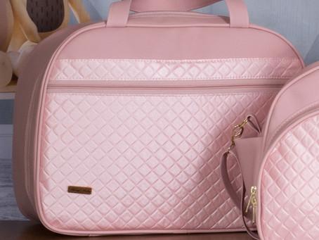 O que levar na mala da maternidade?
