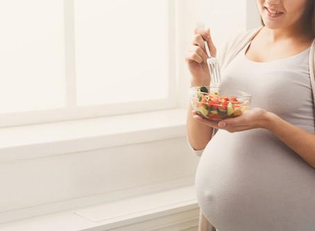 Como manter uma alimentação saudável durante a gravidez sem gastar muito dinheiro?