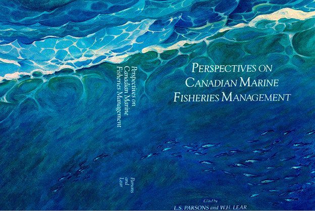 Perspectives on Canadian Marine Fisheries Management: Book Cover, The Department of Fisheries and Oceans