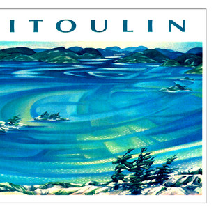 Cold Water Fisheries, Manitoulin Poster