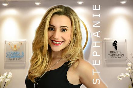 Stephanie Petrone - junior stylist