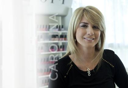 Carolina Posada - nail technician