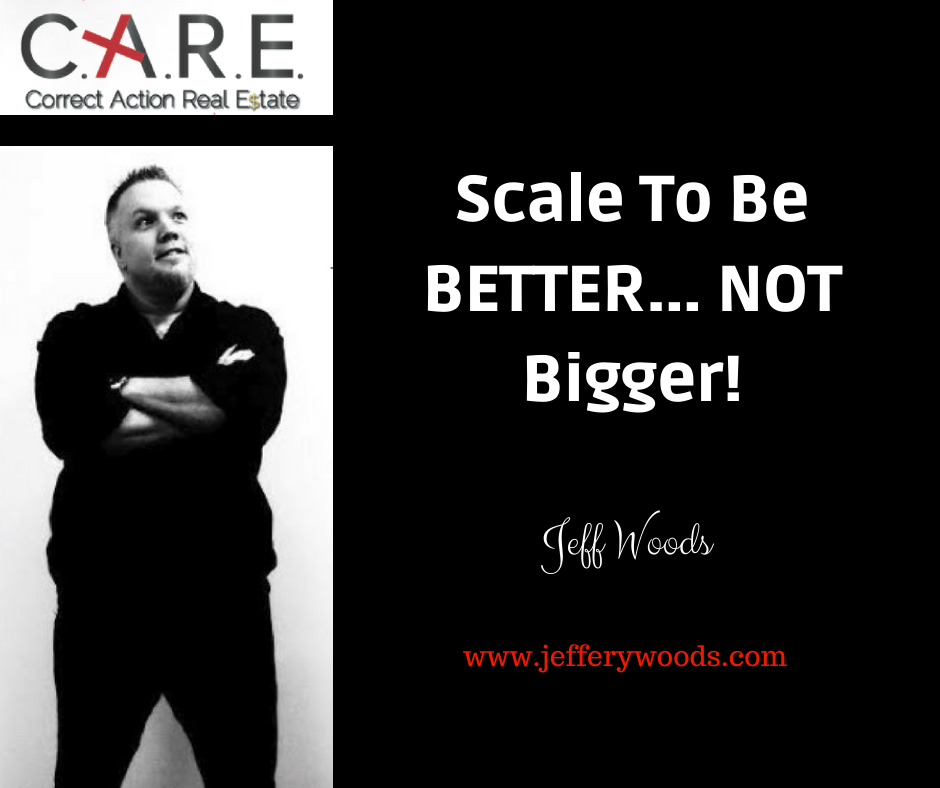 Real estate based wealth coaching with Jeffery Woods