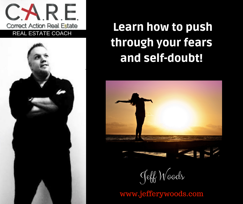 Real estate coaching with Jeffery Woods