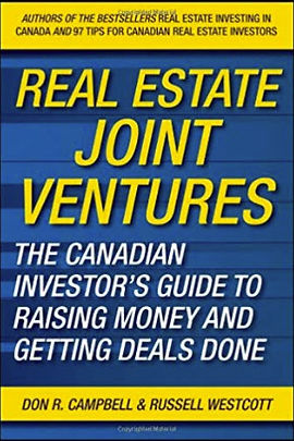 Real estate joint ventures. The Canadian guide.