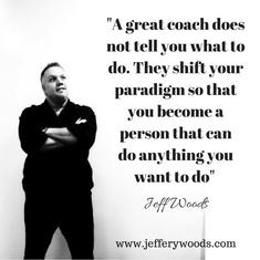 Coach Jeffery Woods