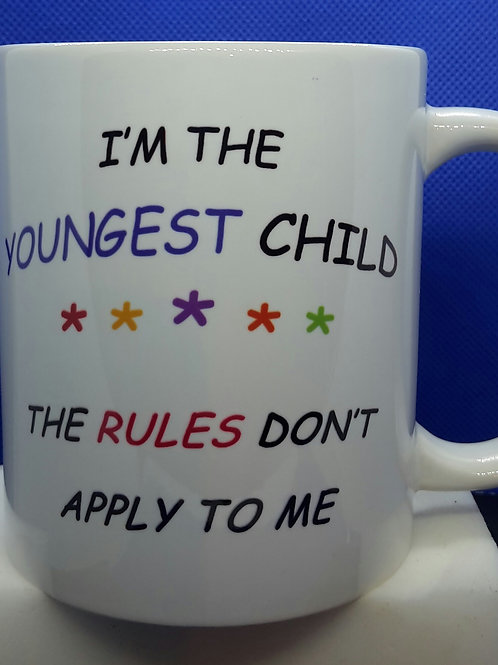 Youngest Child  (colour)