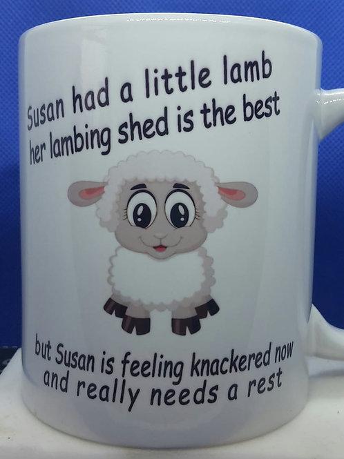 Lamb - rest