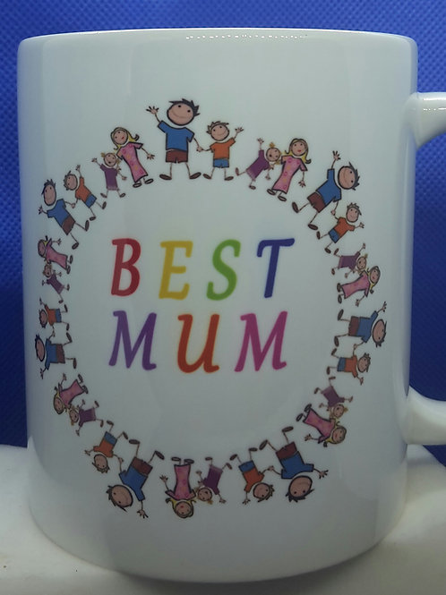 Best mum - family