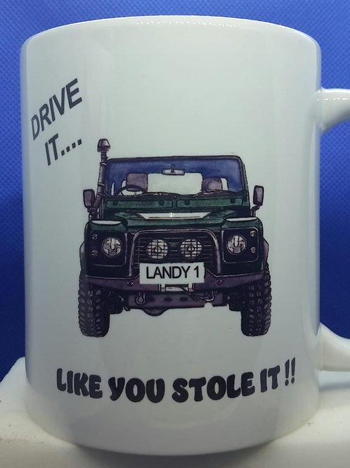 Stole it - Landy