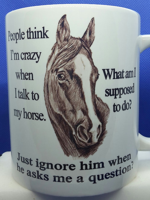Talk to my horse
