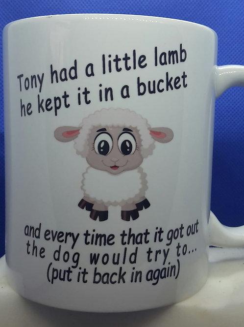 Lamb - bucket