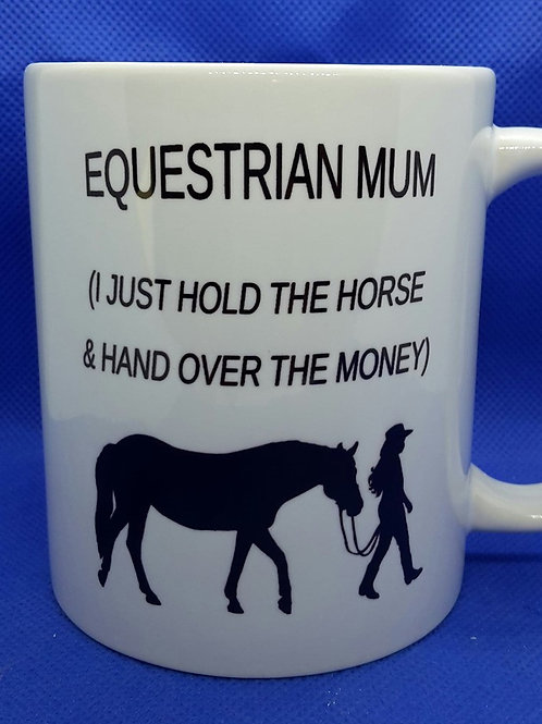 Equestrian Mum