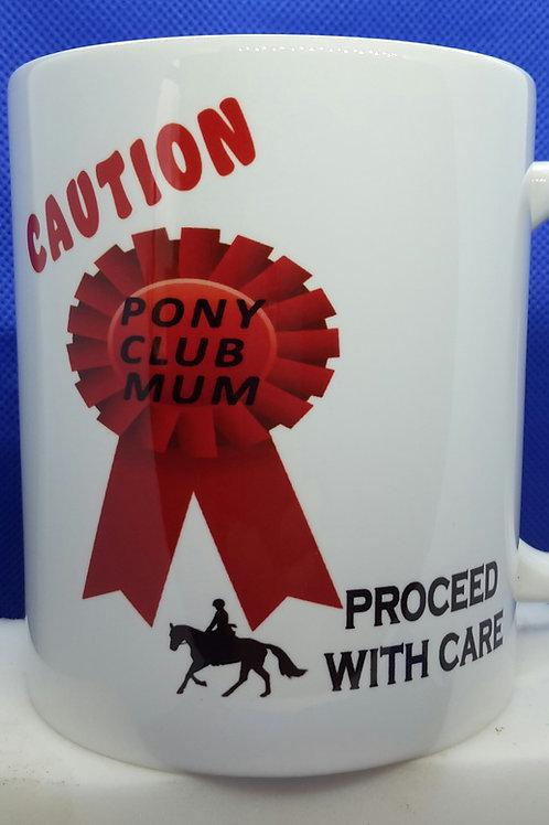 Pony club mum