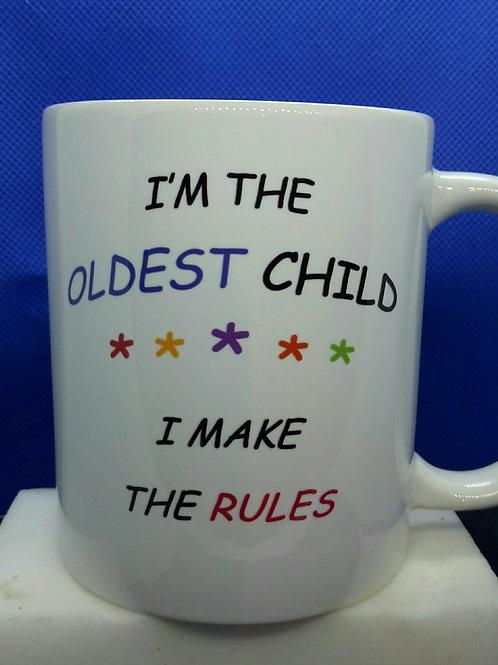 Oldest Child (colour)