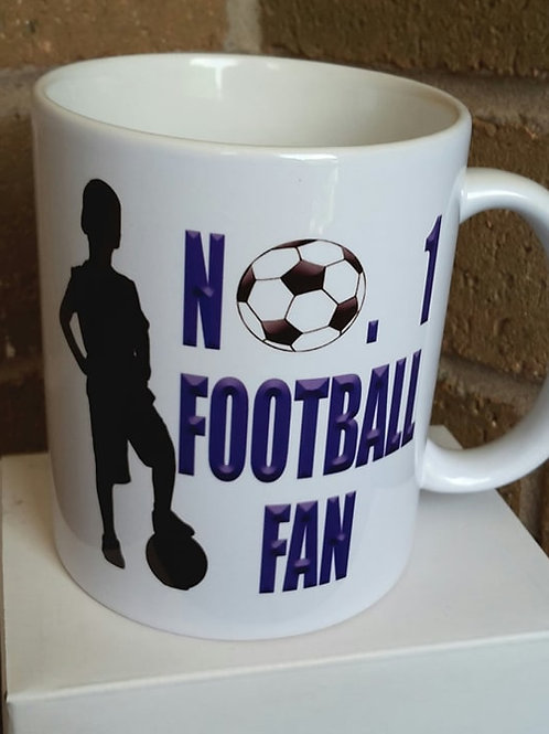 Football No. 1 Fan