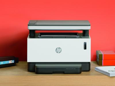 Первый в мире лазерный принтер без картриджа!