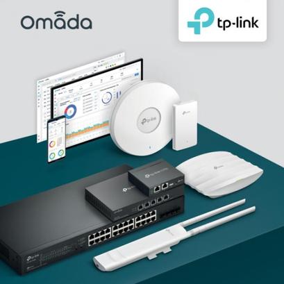 TP-Link Omada SDN. Wi-Fi решения для вашего бизнеса
