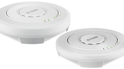 Компания D-link объявляет о начале поставок нового поколения унифицированных точек доступа 802.11AC